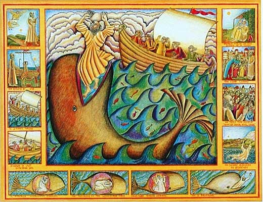 The Lord of the Story– Jonah and the Storm | Grace Family ...